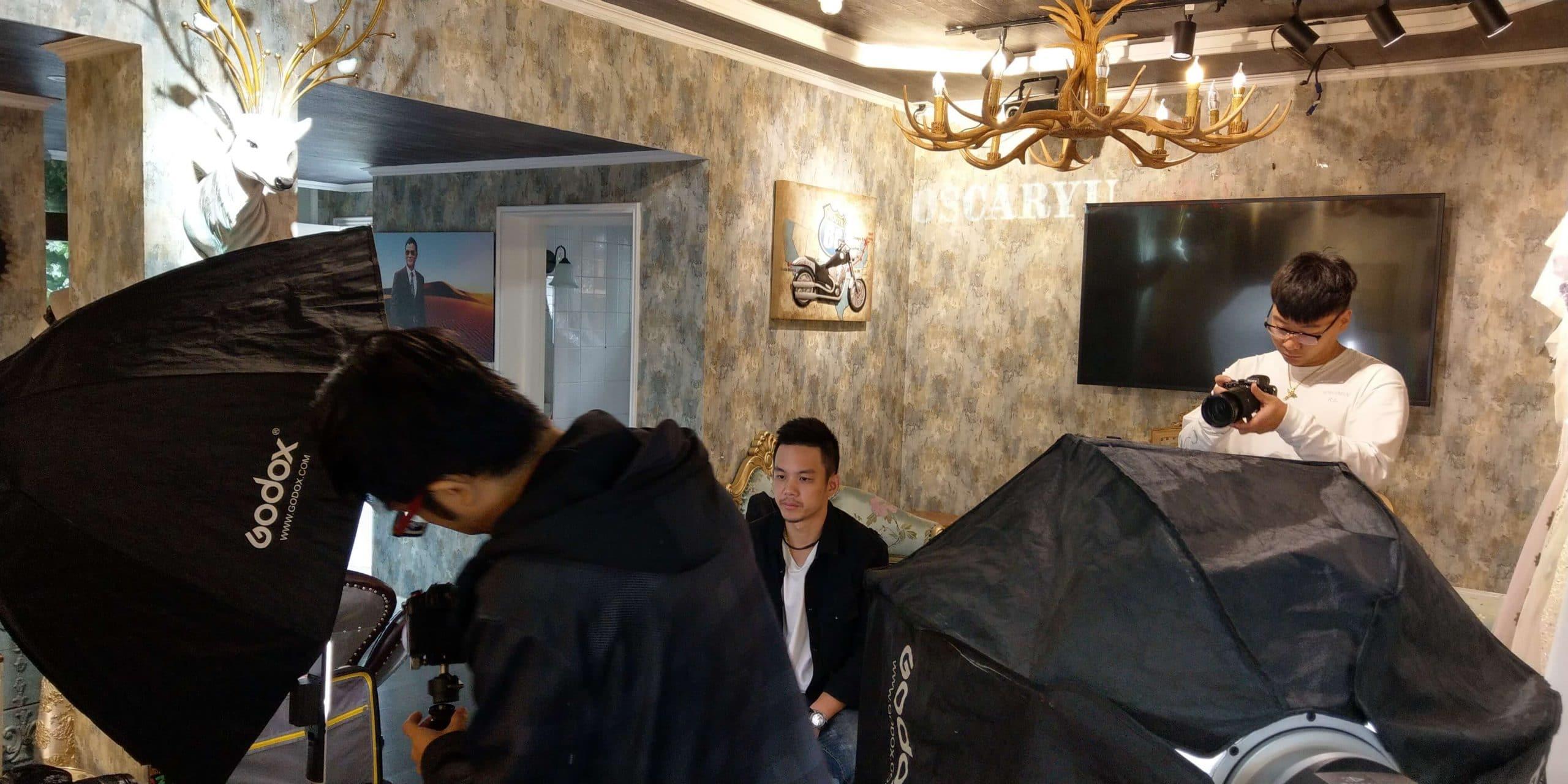 星澤國際-讓世界都看見-電視專訪節目-上海奧斯卡俞大攝滙