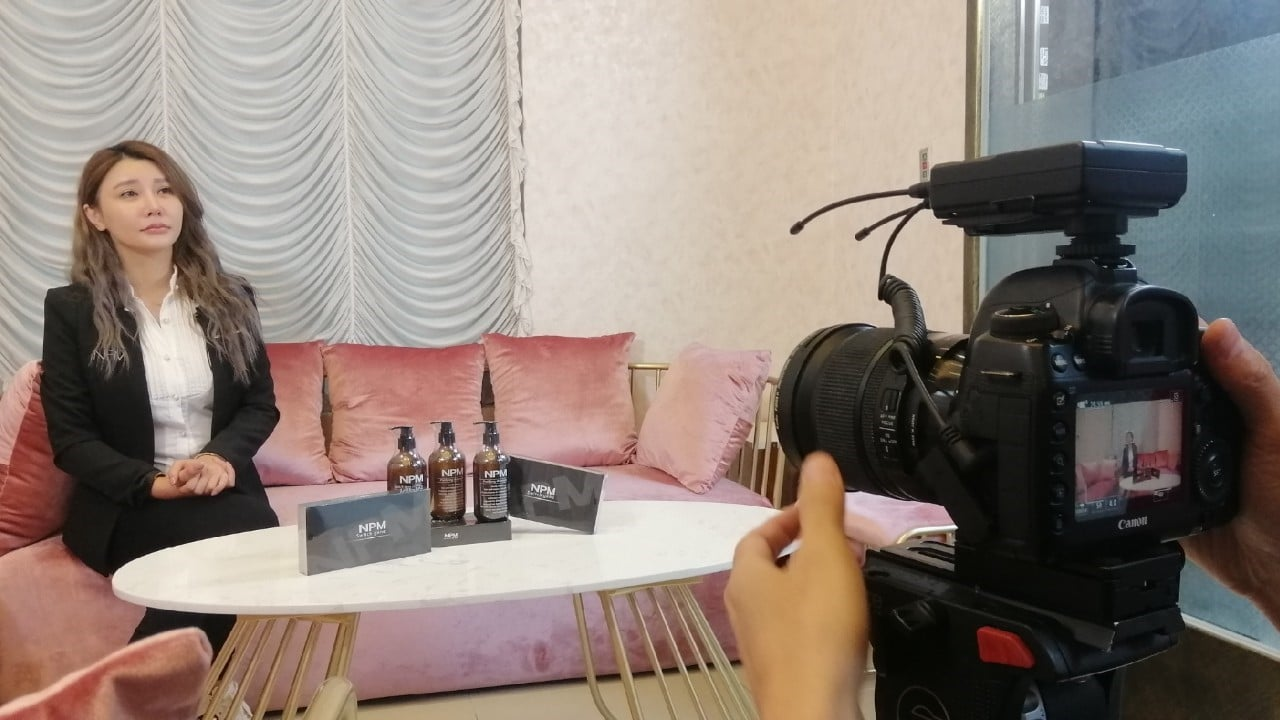 星澤國際-讓世界都看見-電視專訪節目-PMU偽妝-NPM魔術真髮