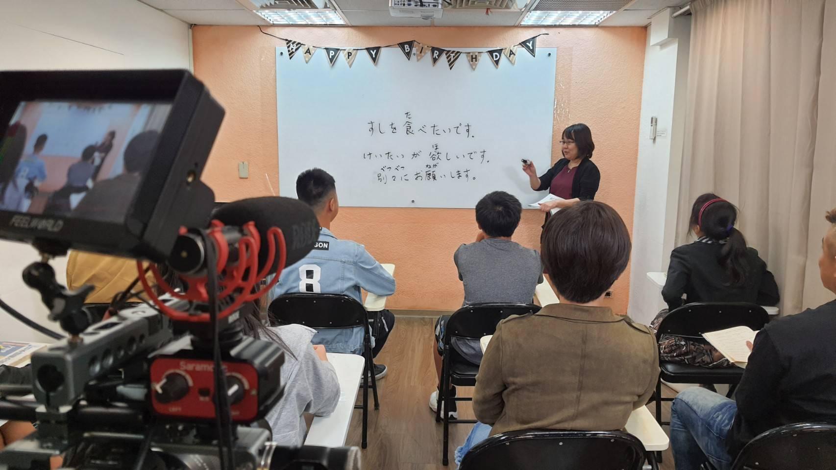 星澤國際-讓世界都看見-電視專訪節目-群筑外語