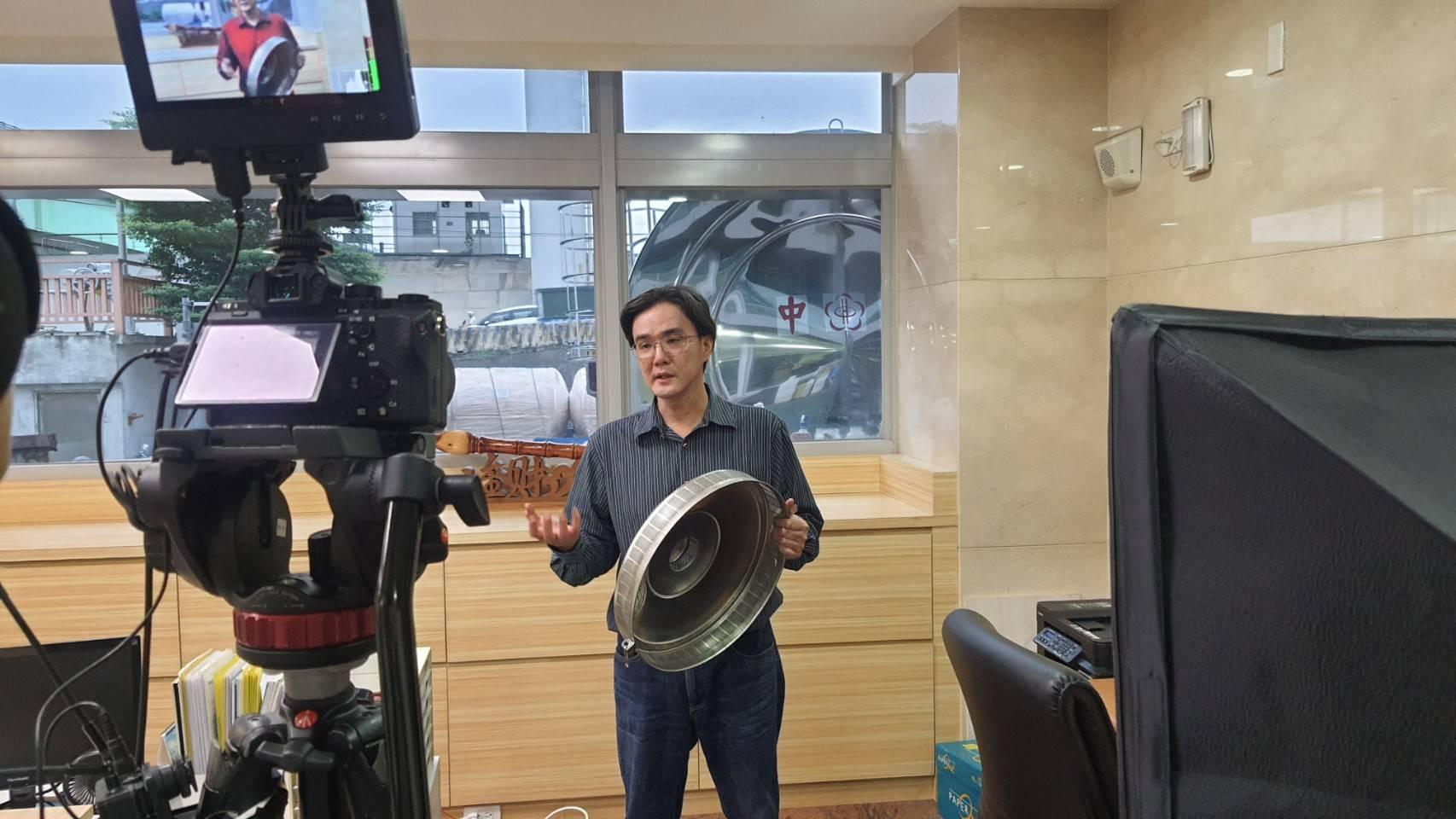 星澤國際-讓世界都看見-電視專訪節目-中興水塔