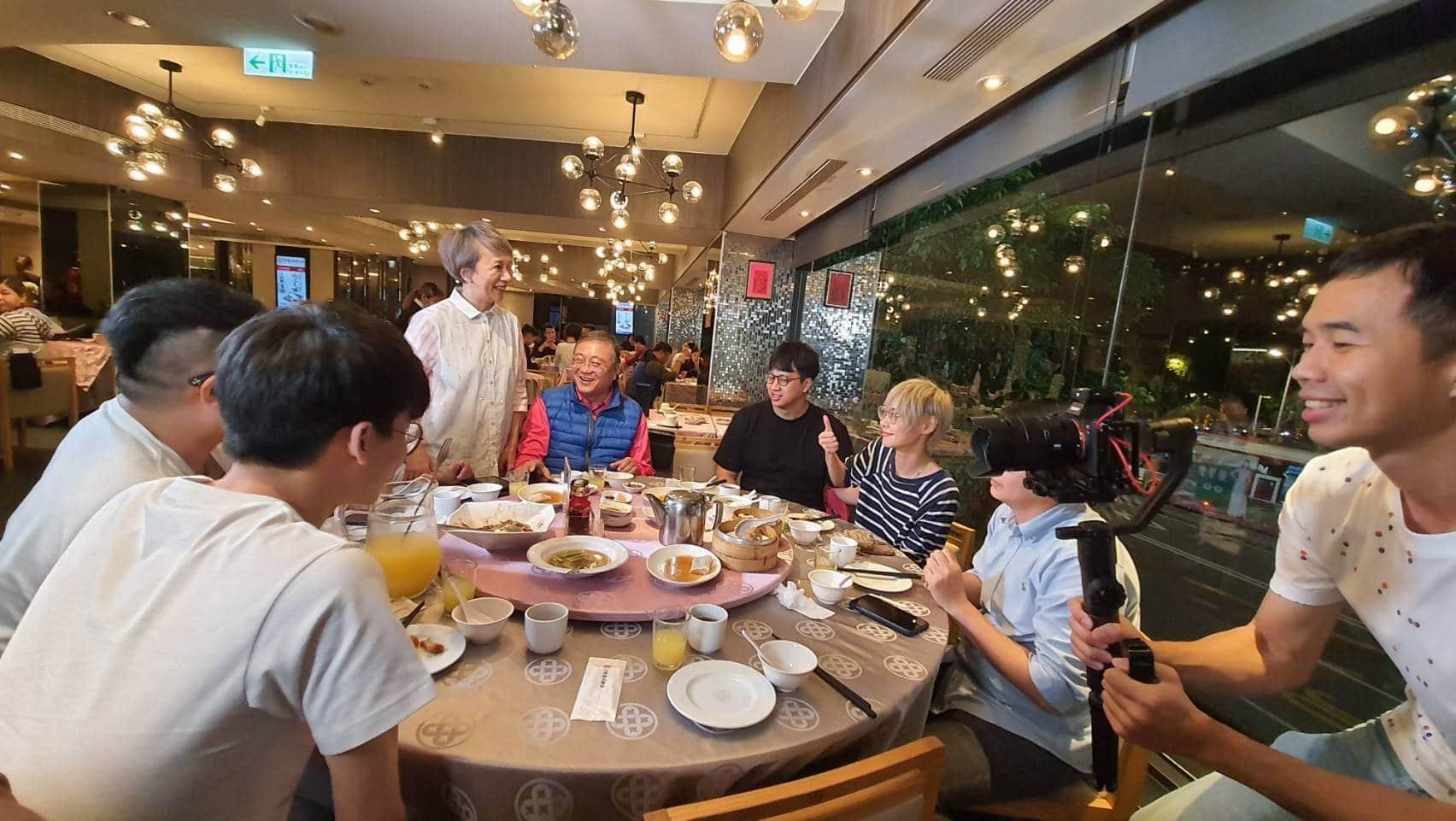 星澤國際-讓世界都看見-電視專訪節目-京星港式飲茶