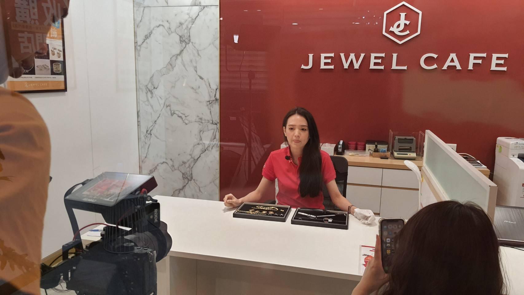 星澤國際-讓世界都看見-電視專訪節目-桂麗瑩收購