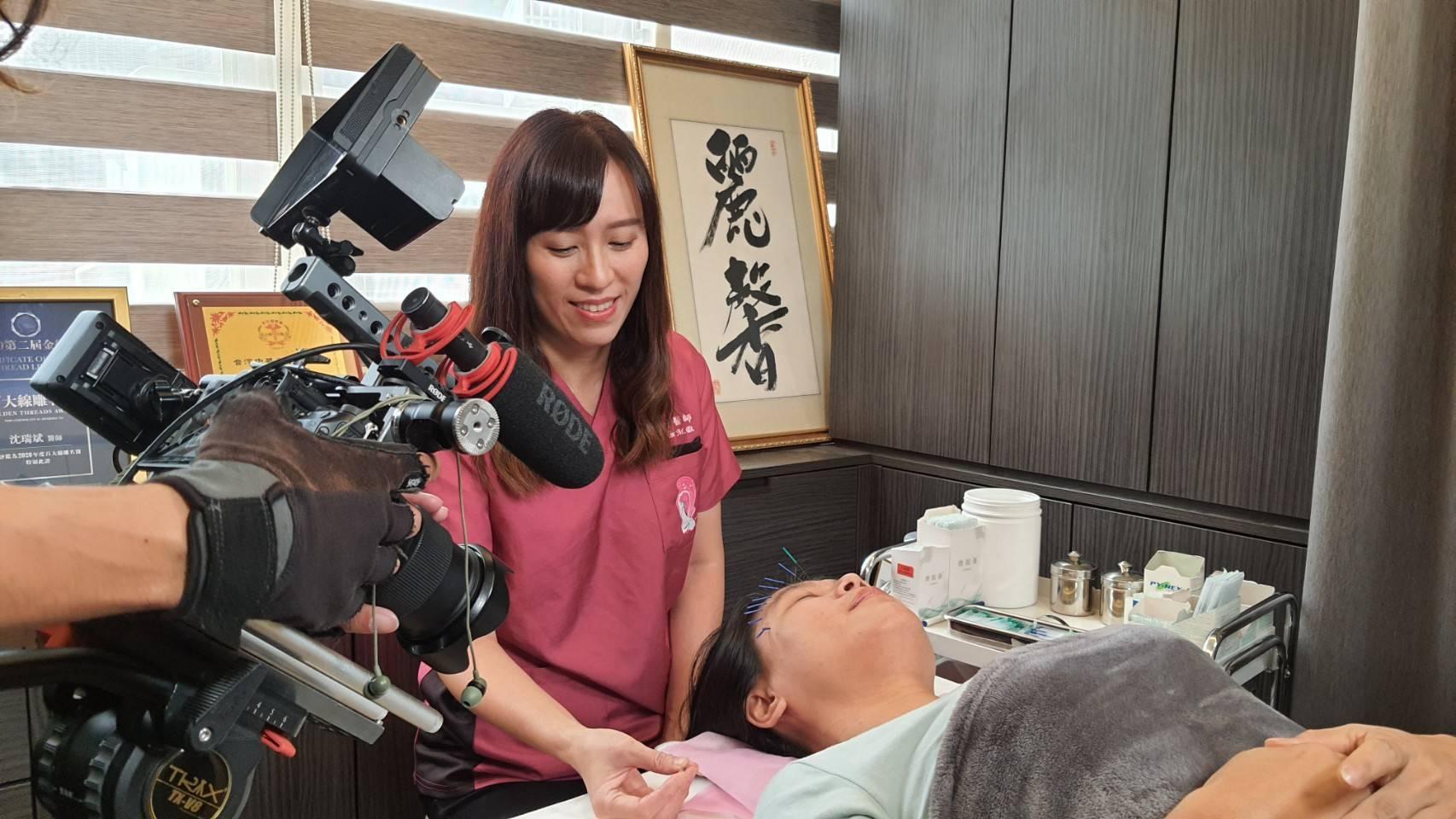 星澤國際-讓世界都看見-電視專訪節目-麗馨中醫診所