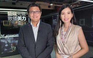 含容專訪HTC台灣區總經理陳柏諭與合影