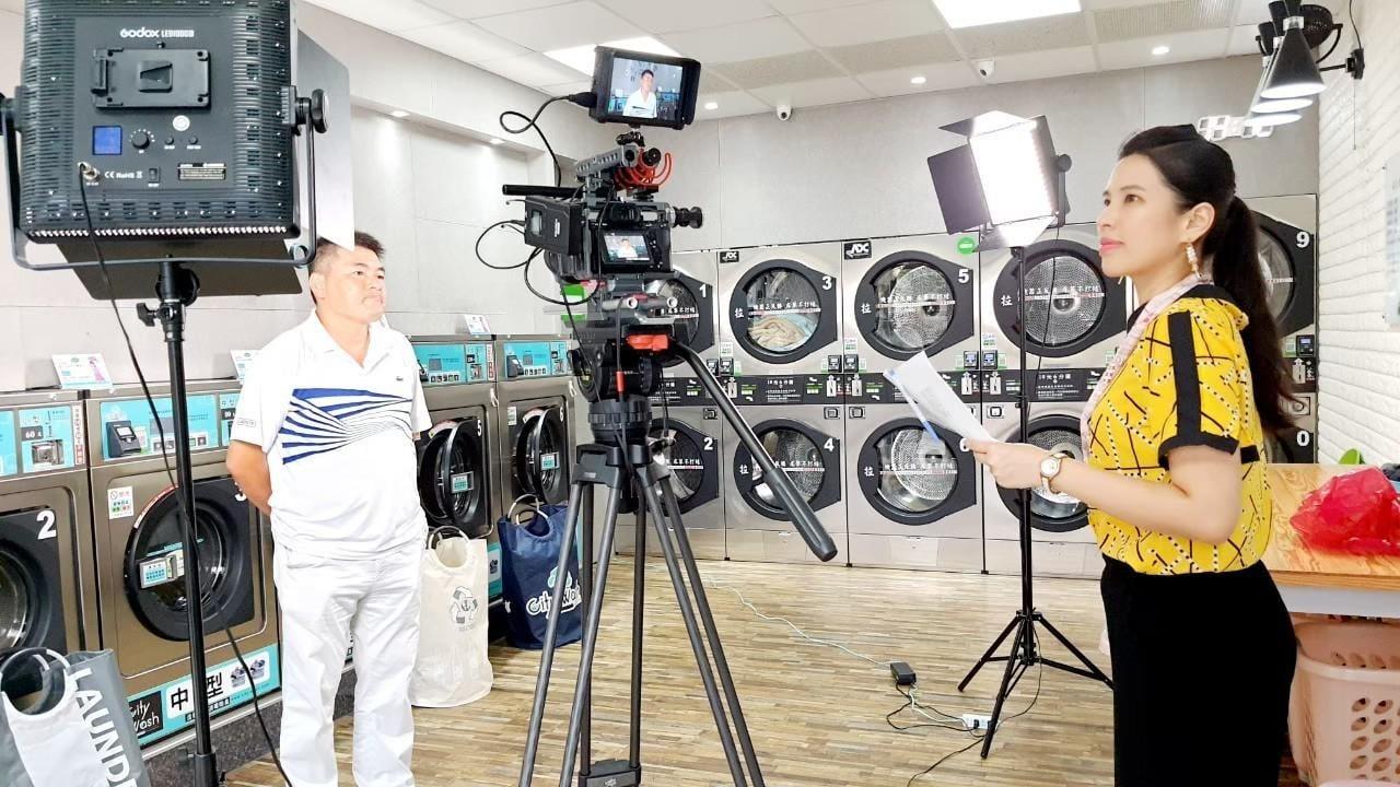 含容於電視節目「讓世界都看見」及「台灣好品牌」拍攝現場紀錄