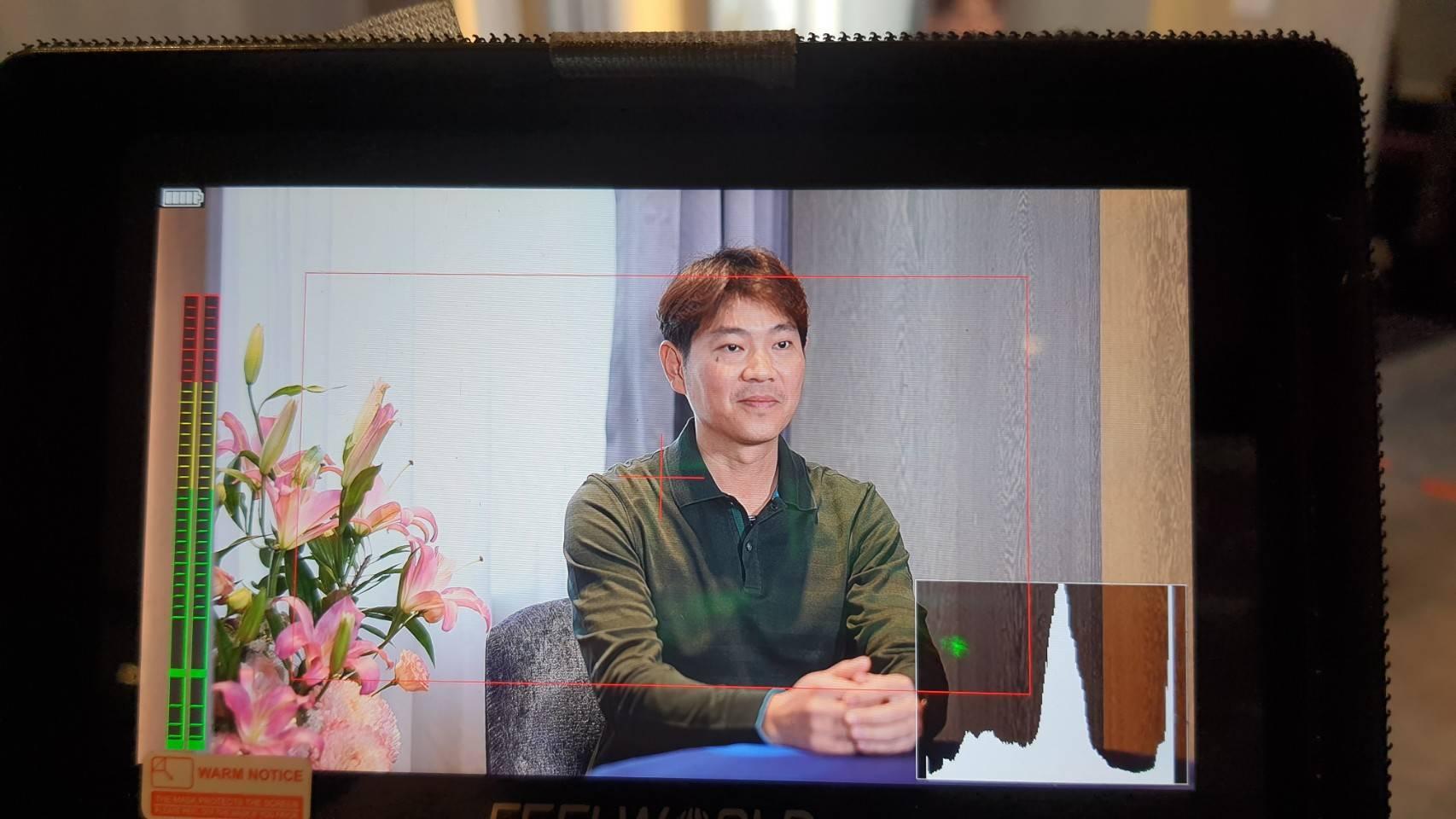 星澤國際-讓世界都看見-電視專訪節目-安杰爾-游祈盛與楊含容監督製作