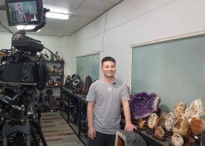 星澤國際-讓世界都看見-電視專訪節目-李家好彩頭-游祈盛與楊含容監督製作