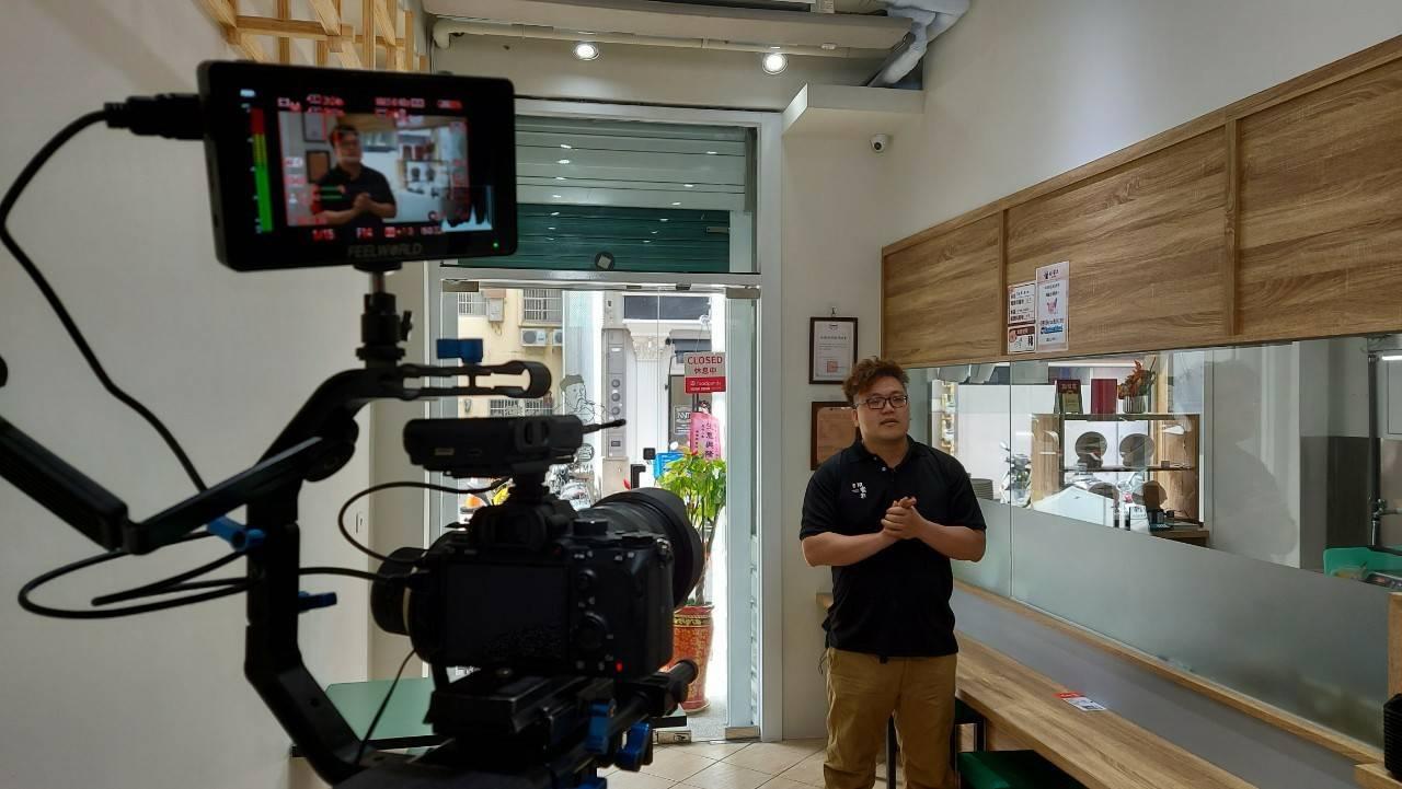 星澤國際-讓世界都看見-電視專訪節目-雙響丼-游祈盛與楊含容監督製作