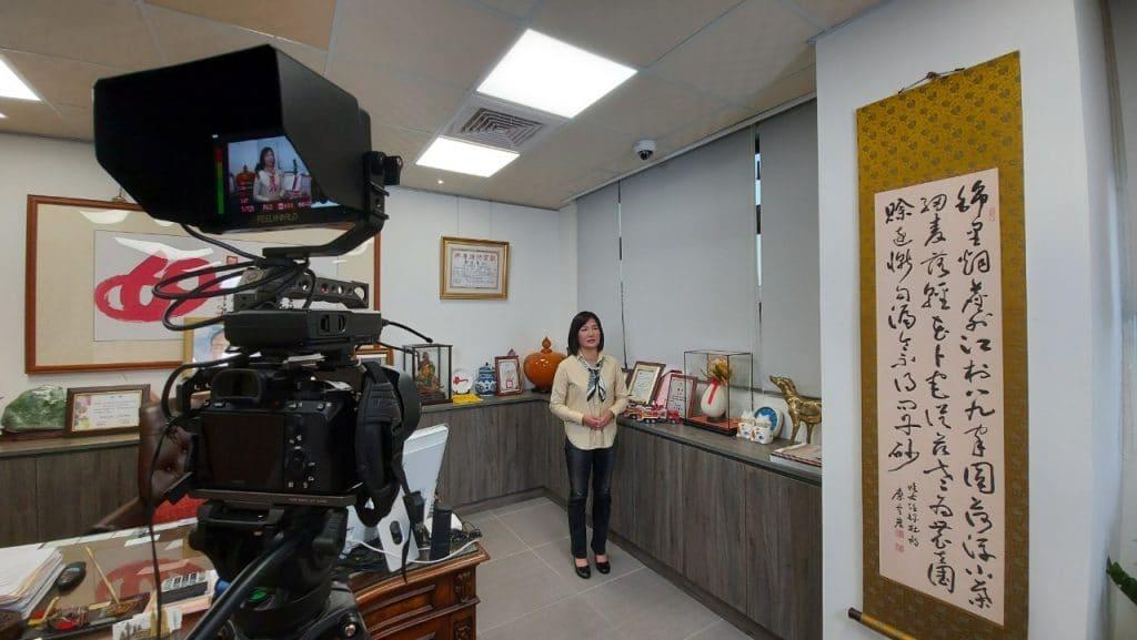 讓世界都看見 電視節目-專訪「正德防火」精彩側拍花絮-節目製作單位 星澤國際-游祈盛與楊含容監督製作