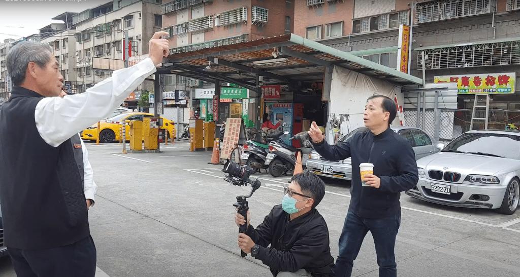 星澤國際-台灣好品牌 電視節目-專訪「IM租屋超市」精彩側拍花絮-游祈盛與楊含容監督製作