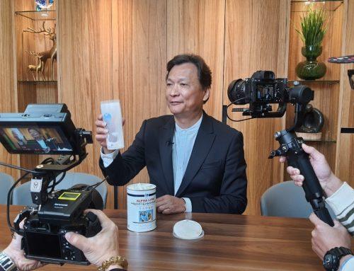 台灣好品牌 電視節目-專訪「新益美」精彩側拍花絮-節目製作單位 星澤國際