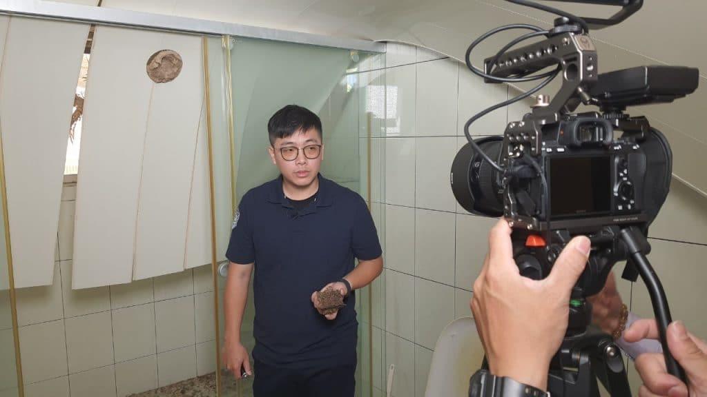 星澤國際-台灣好品牌 電視節目-專訪「賽博斯」精彩側拍