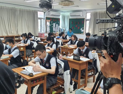 讓世界都看見 電視節目-專訪「協和祐德高中」精彩側拍花絮-節目製作單位 星澤國際