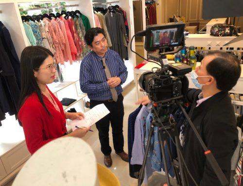 台灣好品牌 電視節目-專訪「佢商名品」精彩側拍花絮-節目製作單位 星澤國際