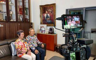 讓世界都看見 台灣好品牌 電視節目專訪 受訪單位,感謝 頭銜受訪人給予好評回饋