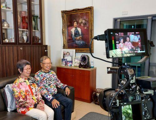 讓世界都看見 台灣好品牌 電視節目-專訪「阿霞飯店網路購物館」精彩側拍花絮-節目製作單位 星澤國際