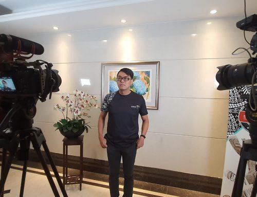 讓世界都看見 台灣好品牌-電視節目專訪「凱鑫國際」精彩側拍花絮-節目製作單位 星澤國際